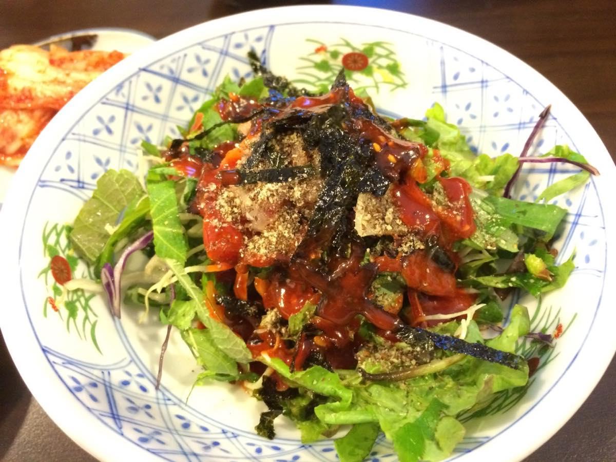 죽전 초밥 -  그냥 회무침 맛